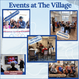 Events at The Village